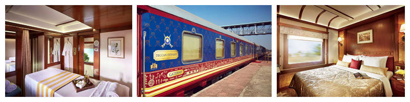 deccan odyssey luxury train tour package