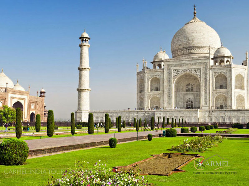 agra taj mahal tour package