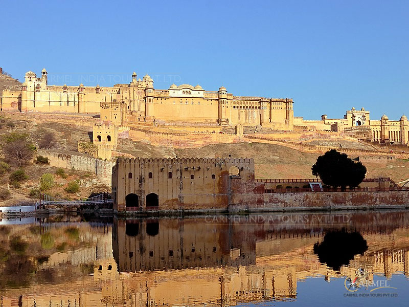 Jaipur Amber Fort tour