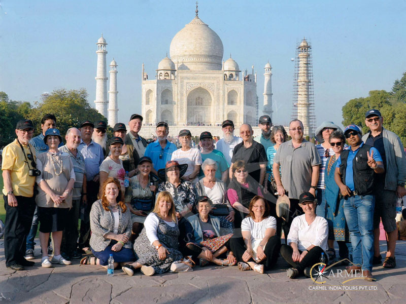 Agra Luxury Train Tour Taj Mahal