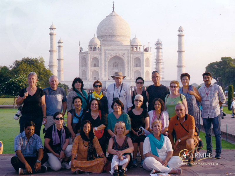 Taj Mahal, Agra tour package from kerala and mumbai