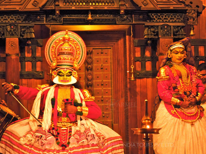 Kerala cultural tour package