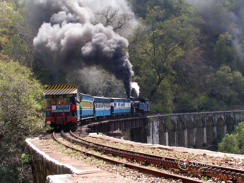 Darjeeling Holiday Toy Train ride