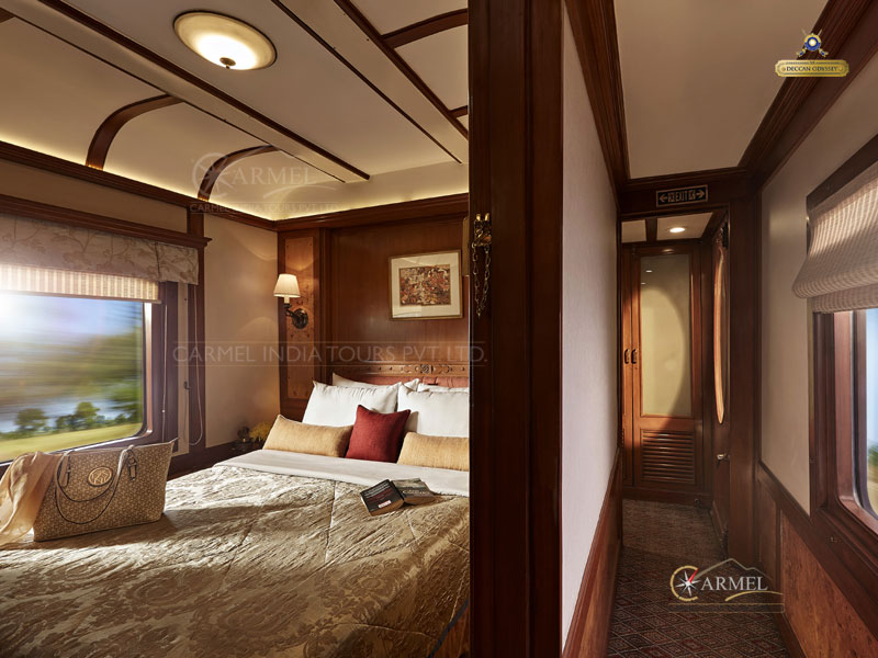 The Maharashtra Wildlife Trail luxury train journey
