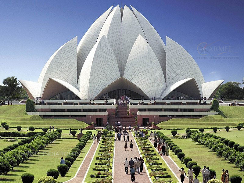 tourist attractions of New Delhi