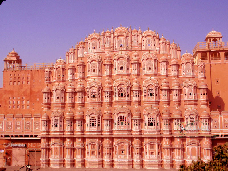 places to see in jaipur hawa mahal palace of winds