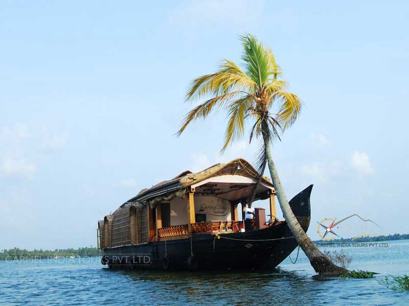 House Boat, Allepey, Kerala Backwaters Tours
