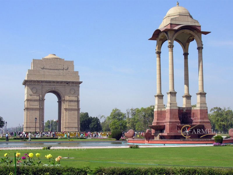 India gate, delhi sightseeing tour