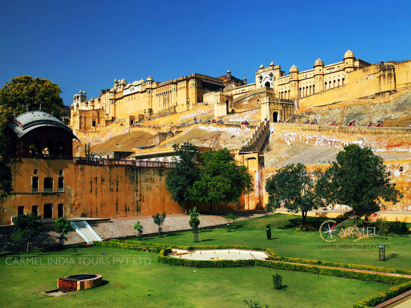 Visit Amber Fort, Jaipur Tour package