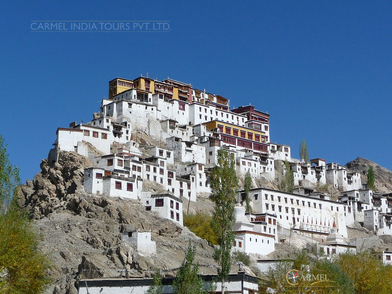 Monastary, Leh-ladakh tour package