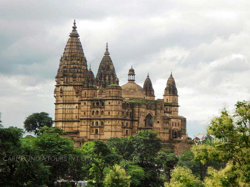 Madhya Pradesh tour of Orcha temples