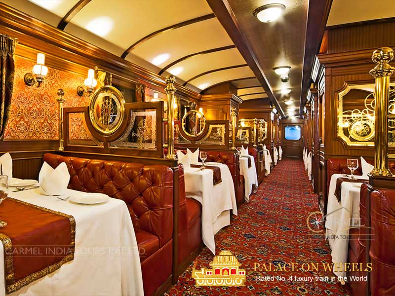 palace on wheels train tour India rajasthan