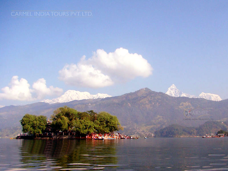 Phewa lake Pokhra tour package