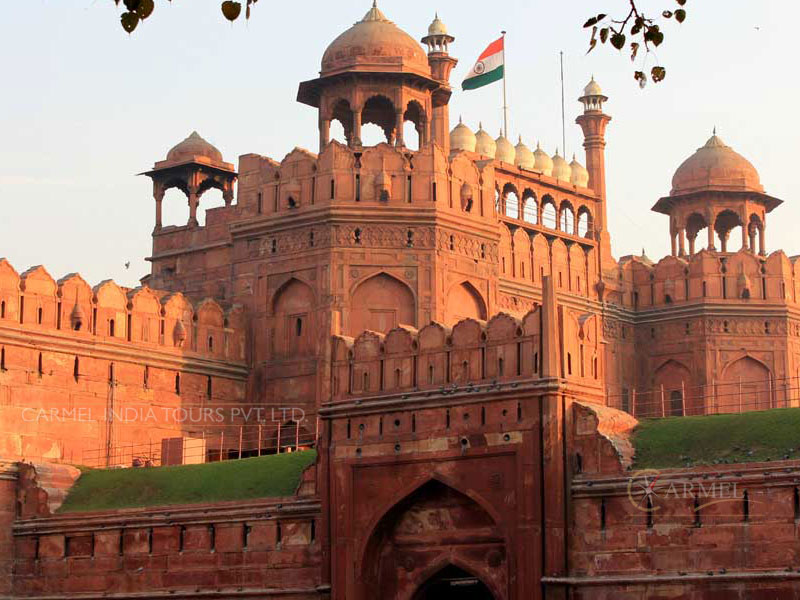 Red Fort Delhi Sightseeing tour