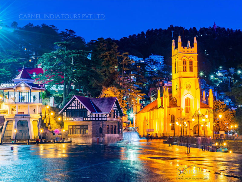 Shimla Tour holiday packages