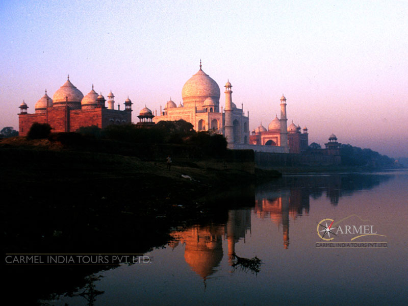 Taj Mahal Agra India Tour