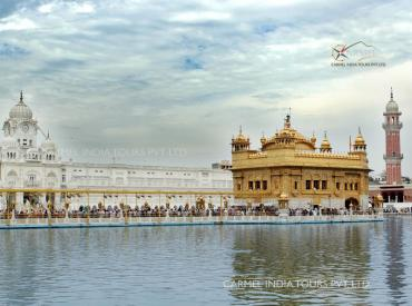 Golden temple amritsar short tour from delhi