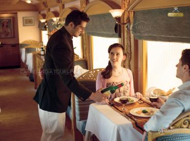 Jewels of the Deccan Luxury Train