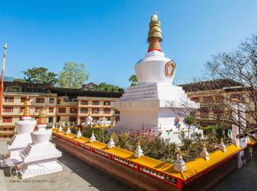 Drul Chorten Stupa, Gangtok Tour package