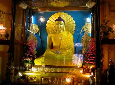 Mahabodhi Temple, Bodh gaya tour package